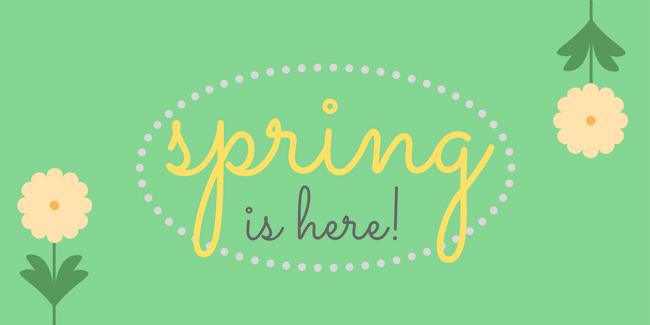 blog photo spring