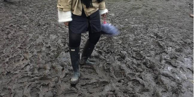 mud Roskilde Festival 2017