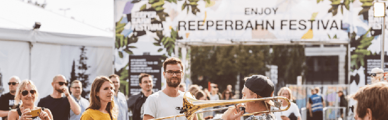 Reeperbahn Festival 2018 - 19 -22 09  2018: the German way
